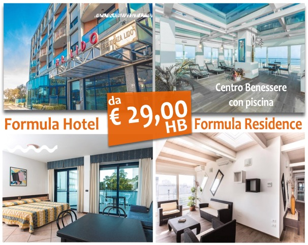 Speciale Gruppi -Hotel Residence Lido