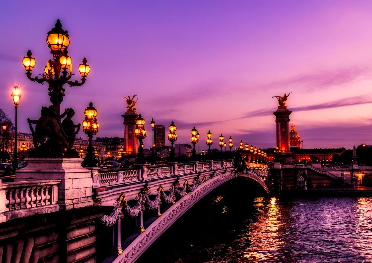 Ponti a  PARIGI