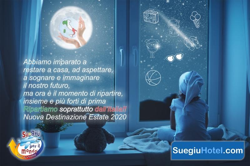 RIPARTIAMO DALL'ITALIA ......